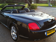 Bentley direct valeting South Yorkshire