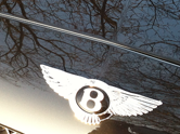 Bentley vehicle valeting Doncaster