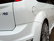 Focus RS vehicle detailing South Yorkshire