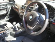 Valeting and detailing for BMW 116i
