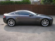 Valeting and detailing for Aston Martin Vantage