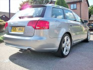 Valeting and detailing for Audi A4 Estate