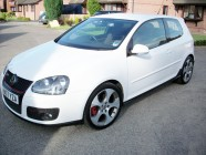 Valeting and detailing for Golf GTi