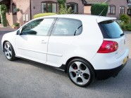 Valeting service for Golf GTi