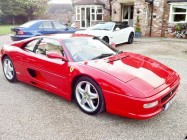 Valeting and detailing for Ferrari F355