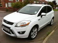 Valeting and detailing for Ford Kuga