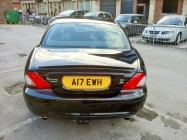 Valeting and detailing for Jaguar X Type