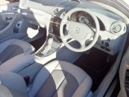 Valeting and detailing for Mercedes CLK
