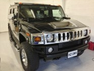 Valeting service for Hummer H2