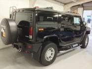 Valeting and detailing for Hummer H2