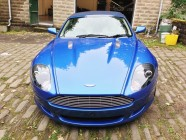 Aston Martin DB9 Volante car protection Doncaster