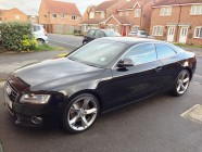 Valeting and detailing for Audi A5 3.0 tdi