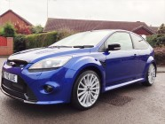 Valeting and detailing for Focus RS