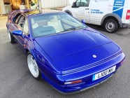 Valeting service for Lotus Esprit