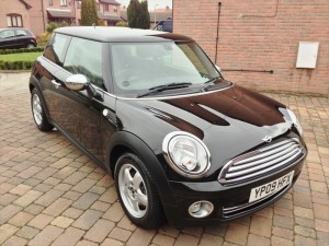 Valeting service for Mini One
