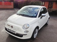 Valeting service for Fiat 500