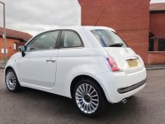 Fiat 500 vehicle valeting Doncaster