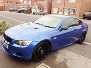 Valeting and detailing for BMW M3 Monte Carlo