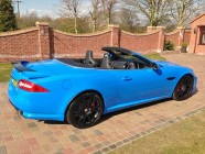 Jaguar XKR RS vehicle detailing South Yorkshire