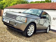 Valeting and detailing for Range Rover