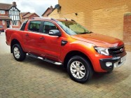 Valeting and detailing for Ford Ranger