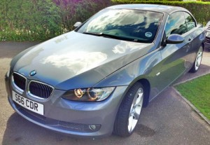 BMW 335i Sheffield