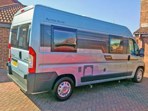 Motorhome valeting services