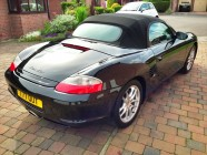 Porsche Boxster direct valeting Sheffield