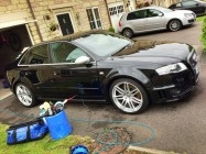 Audi RS4 direct valeting Sheffield