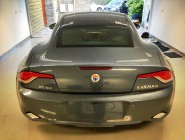 Fisker Karma HSE car valeting Yorkshire