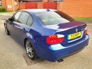 Detailing service for BMW 330D