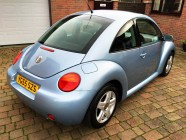 VW Beetle car detailing South Yorkshire