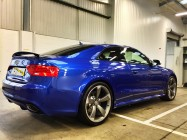 Audi RS5 car valeting service Doncaster