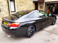 Car valeting for BMW 435d X Drive