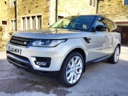 Car valeting for Range Rover Sport