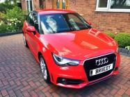 Audi A1 car valeting service Doncaster