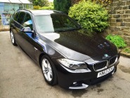 Car valeting for BMW 320