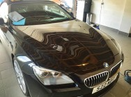 Detailing and valeting for BMW 640i