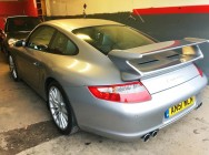 Porsche 911 Carrera car valeting service Doncaster
