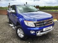 Ford Ranger car valeting service Doncaster