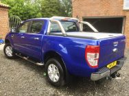 Ford Ranger car protection South Yorkshire