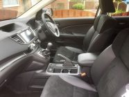 Honda CRX car detailing South Yorkshire