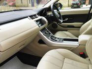 Range Rover Evoque car valeting service Doncaster