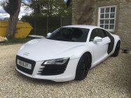 Detailing and valeting for Audi R8