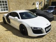 Audi R8 car valet Sheffield