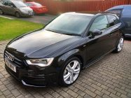 Car valeting for Audi A3