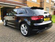 Audi A3 car valeting service Doncaster