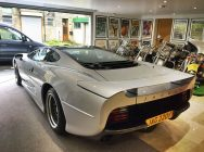 Jaguar XJ220 car detailing South Yorkshire