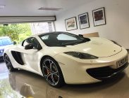 McLaren MP4-12C car protection Doncaster
