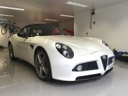 Alfa Romeo 8C car protection South Yorkshire